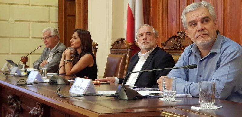 """Gloria de la Fuente en Seminario: """"Empleo público y reforma previsional"""""""