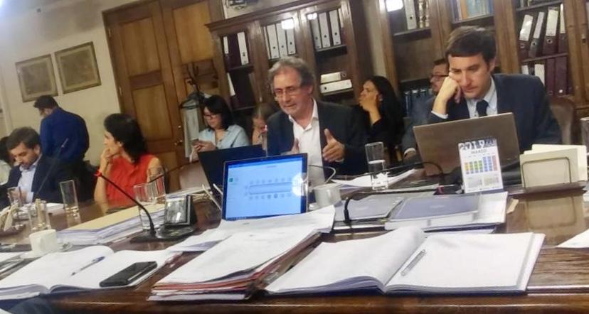 Director del área económica de Chile 21 asiste a Comisión de Trabajo y Seguridad Social de la Cámara de Diputados