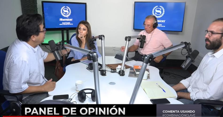 Viviana Giacaman en Radio La Clave
