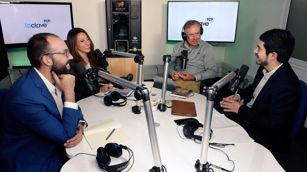 Directora del área de Calidad de la Democracia analiza contingenia en Radio La Clave