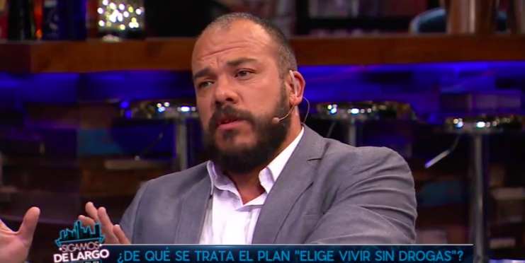 """Director Ejecutivo de Chile 21 analiza plan Elige Vivir Sin Drogas en programa """"Sigamos de Largo"""" de Canal 13"""