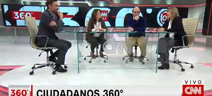 ¿Qué es la clase media?: Directora del área de Opinión Pública y Comunicación Política participa en panel de análisis de CNN Chile