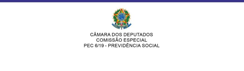Director del área de Economía es invitado a Seminario Internacional sobre Pensiones organizado por la Comisión Especial para la reforma de previsión social de la Cámara de Diputados de Brasil