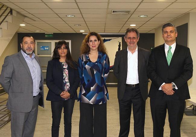 Director del área de Economía participa en primer encuentro coyuntural organizado por el Centro de Productividad Aplicada de la Universidad Mayor