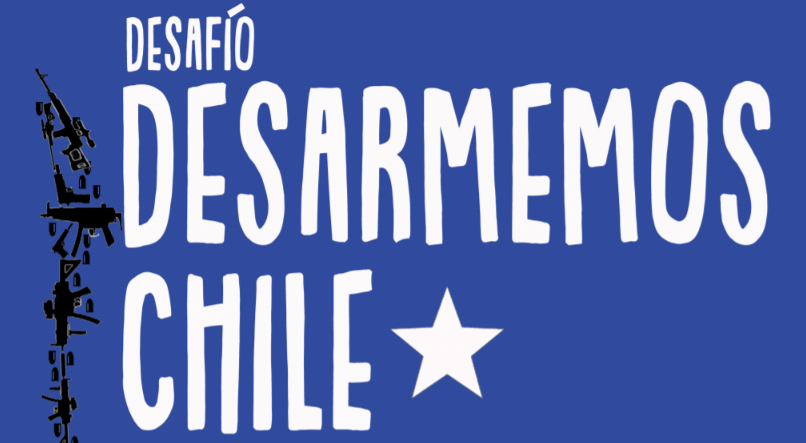 Desafío #DesarmemosChile