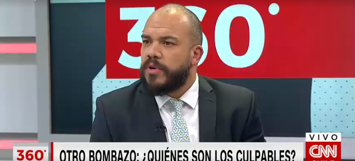"""Director Ejecutivo de Chile 21: """"Me parece de un oportunismo insultante que el Presidente se aproveche para pedir apoyo a ampliar ley antiterrorista y justificar participación de militares"""""""