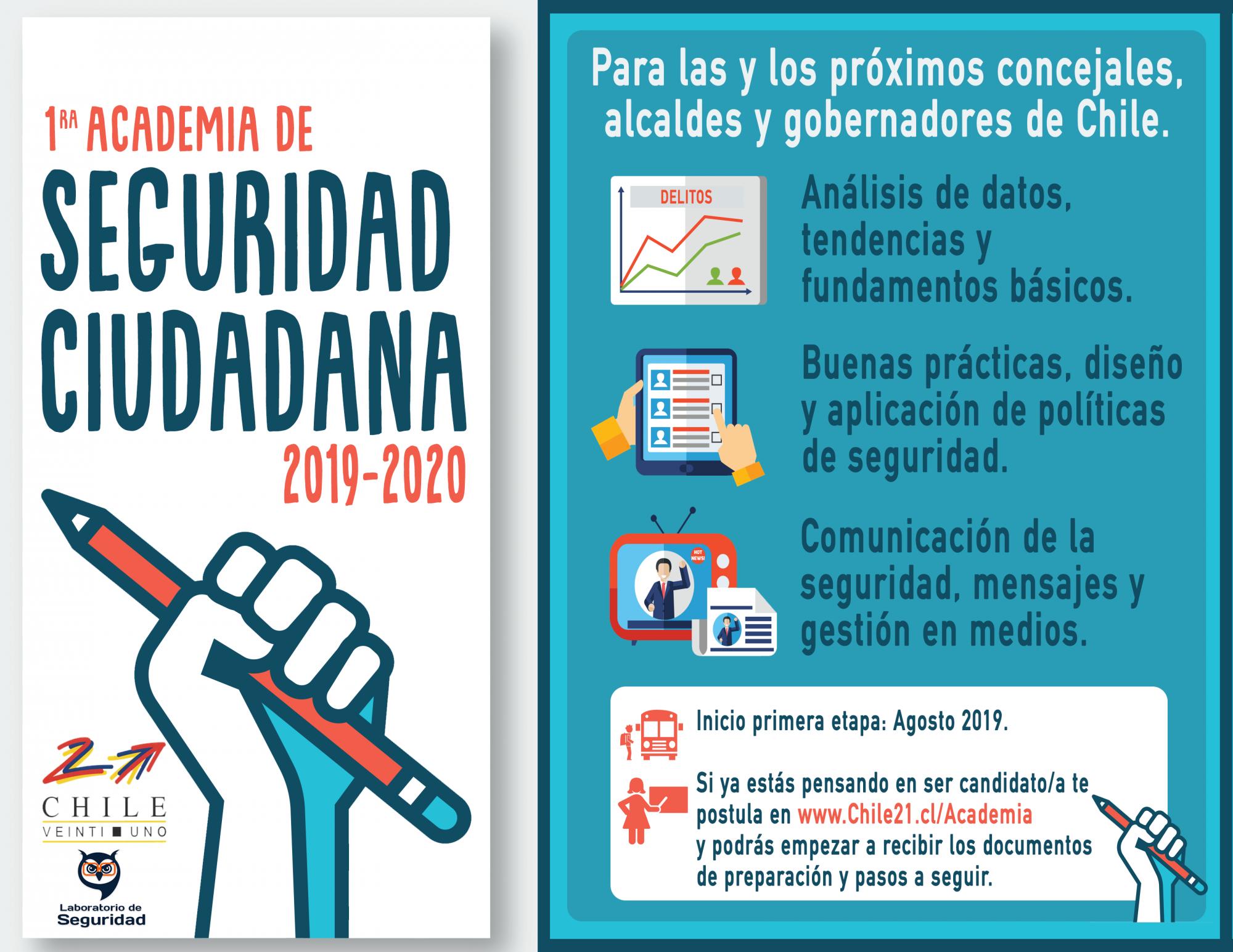 Academia de Seguridad Ciudadana de Chile 21
