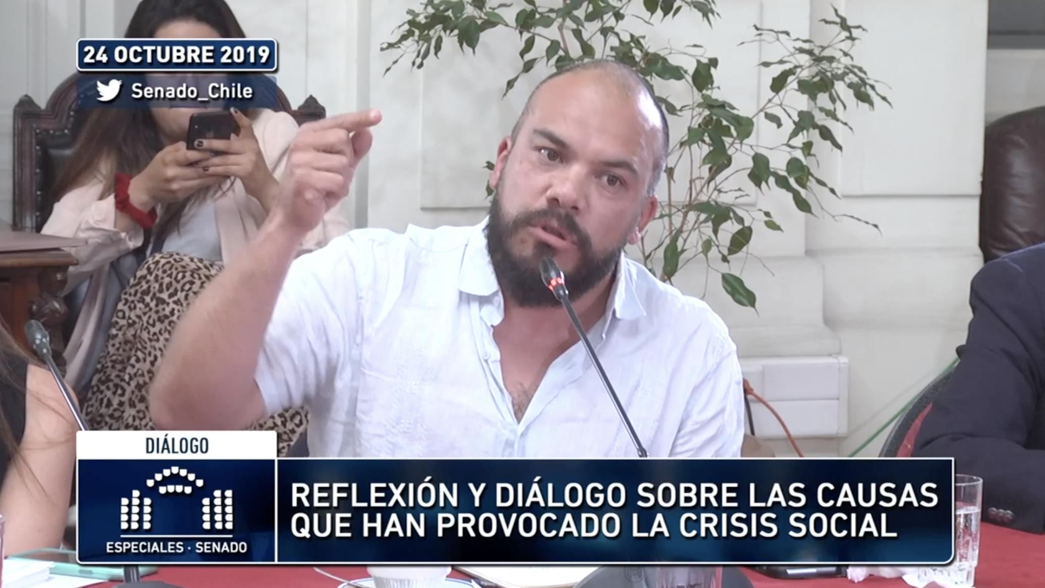 Interpelación al Senado: desigualdad y responsabilidades políticas en un Chile que no quiere volver a esa desigual normalidad