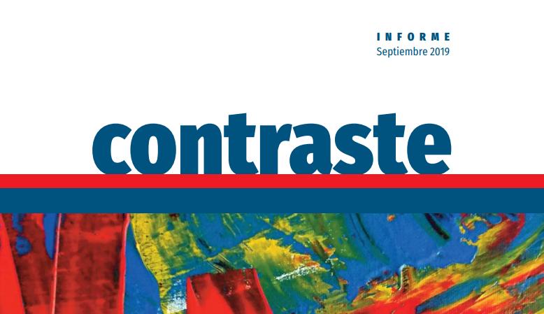 Informe Contraste – Septiembre 2019