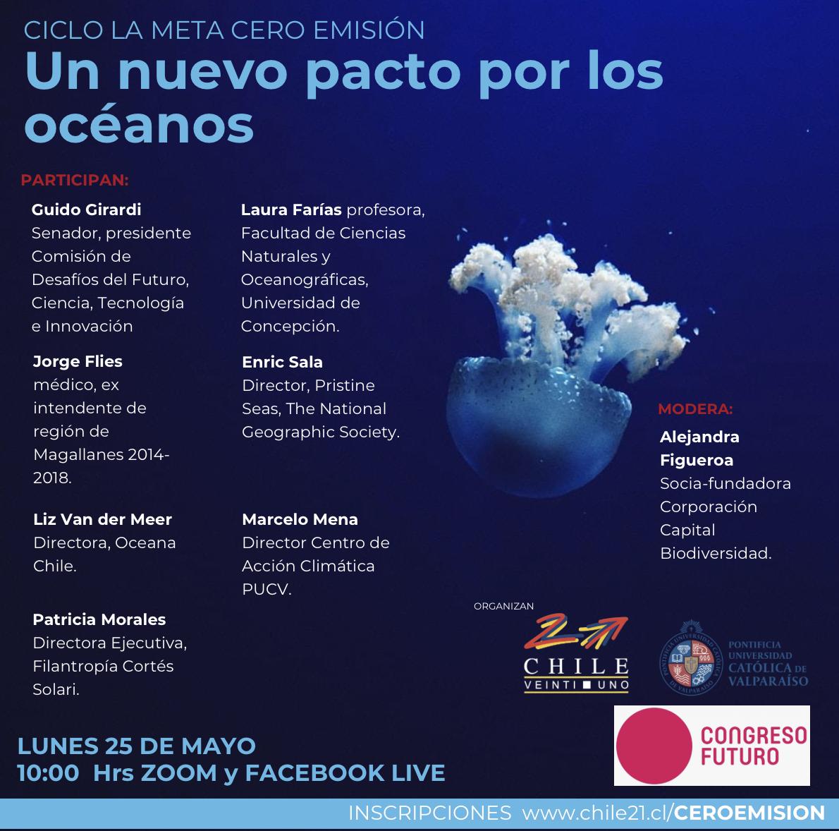 CICLO: LA REVOLUCIÓN CERO EMISIÓN DE CHILE