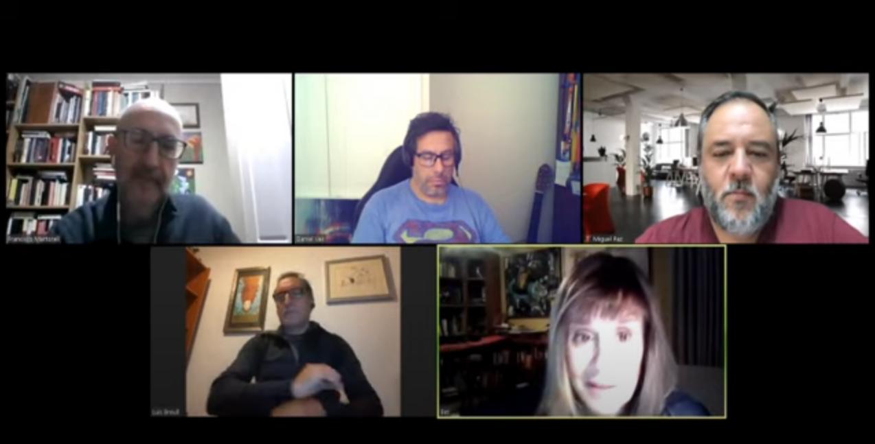 Bet Gerber analiza medios y crisis en programa de El Periodista