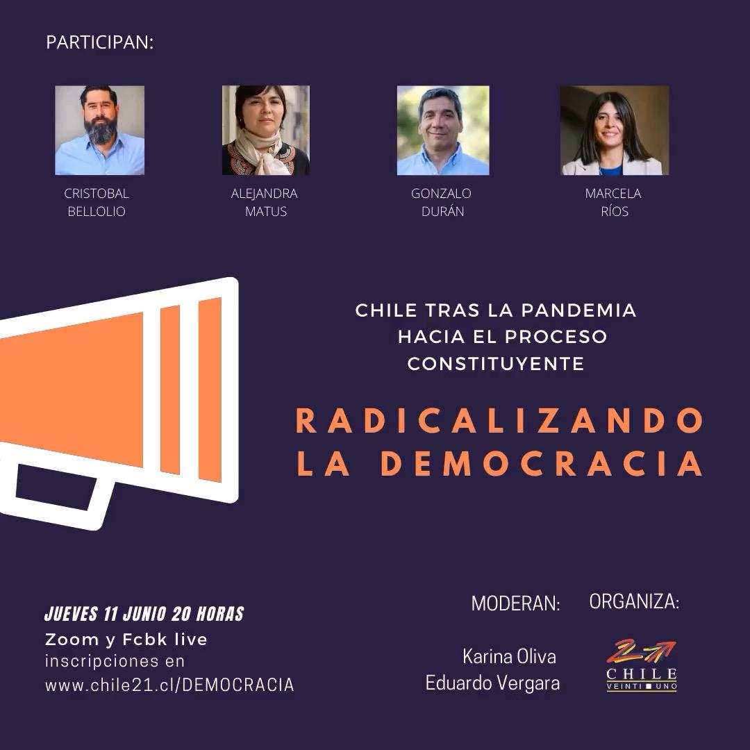 Radicalizando la democracia